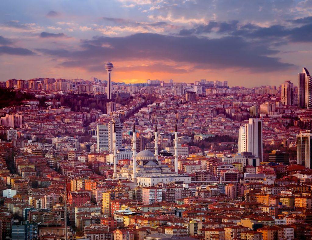 Kültür ve Sanat Başkenti Ankara!